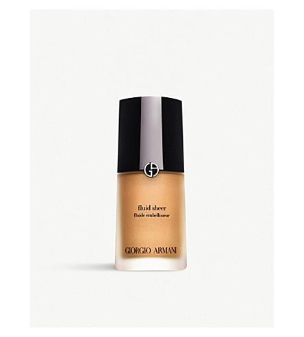 GIORGIO ARMANI Fluid Sheer Skin Illuminator (10