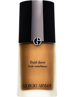 GIORGIO ARMANI Fluid Sheer Skin Illuminator