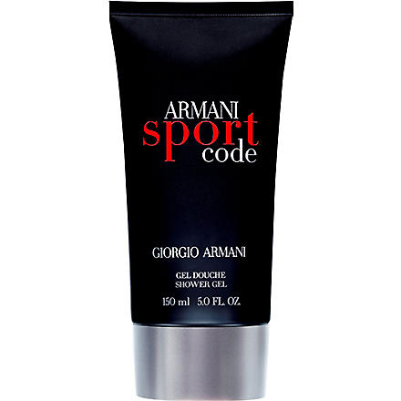 ARMANI Armani Code Sport shower gel