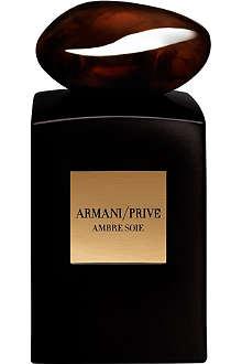 GIORGIO ARMANI Ambre Soie eau de parfum 100ml