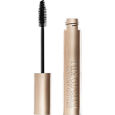 GIORGIO ARMANI Eyes to Kill lash stretching mascara (Black