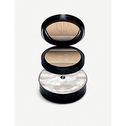 GIORGIO ARMANI Limited Edition Madre Perla face & eyes palette