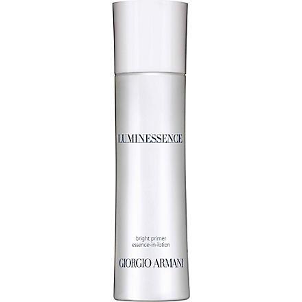 GIORGIO ARMANI Luminessence bright primer essence-in-lotion