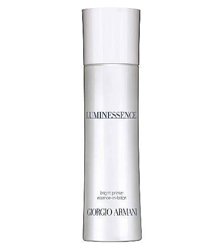 GIORGIO ARMANI Luminessence bright primer essence-in-lotion