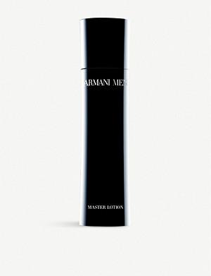 GIORGIO ARMANI Master lotion