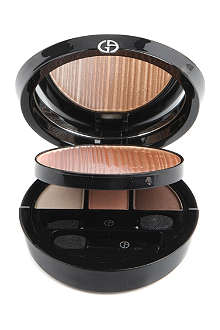 GIORGIO ARMANI Bronze all-over face and eye palette