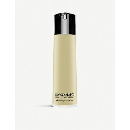 ARMANI Crema Nera Extrema gel in oil cleanser 150ml