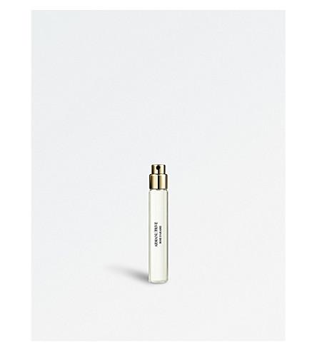 GIORGIO ARMANI Rose d'Arabie eau de parfum travel spray 3 x 10ml