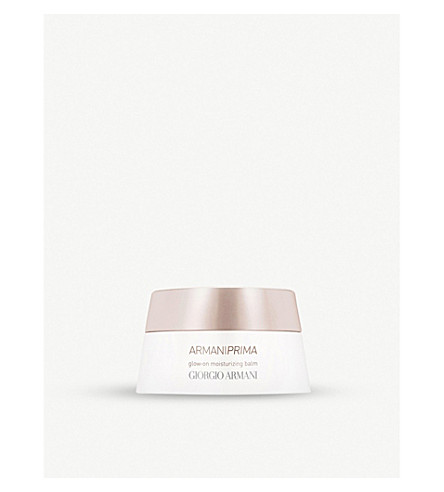 GIORGIO ARMANI Prima Glow-On moisturising balm 50ml