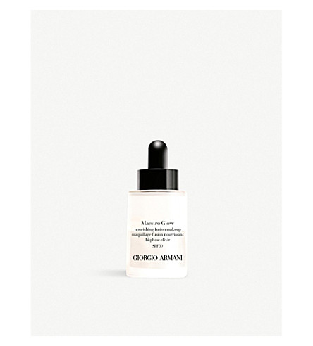 GIORGIO ARMANI Maestro Glow Foundation 30ml (0