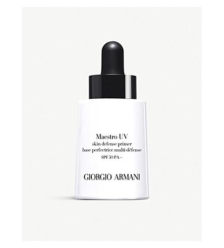 GIORGIO ARMANI Maestro UV Skin Defence Primer