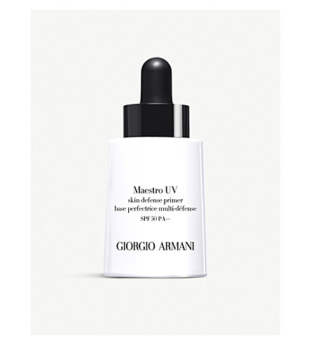 GIORGIO ARMANI 大师紫外线皮肤防御妆前乳