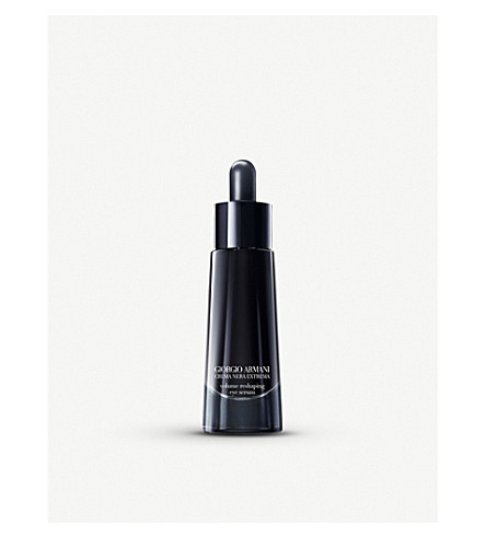 GIORGIO ARMANI Crema Nera Extrema volume reshaping eye serum 15ml