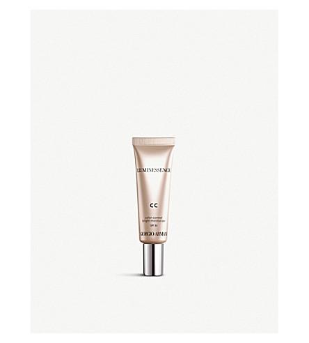 GIORGIO ARMANI Luminessence CC Cream (Cc03