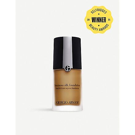 GIORGIO ARMANI Luminous Silk foundation (10