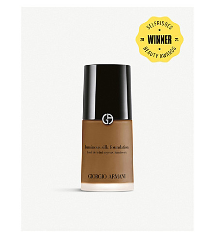 GIORGIO ARMANI Luminous Silk foundation 30ml (11.75