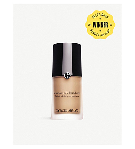 GIORGIO ARMANI Luminous Silk foundation (4.25