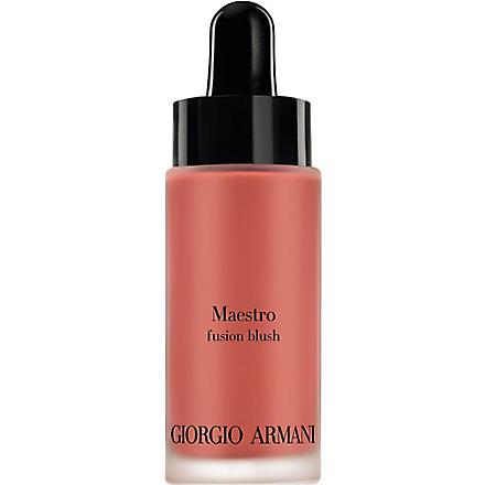 GIORGIO ARMANI Maestro Mediterranea fusion blush (500