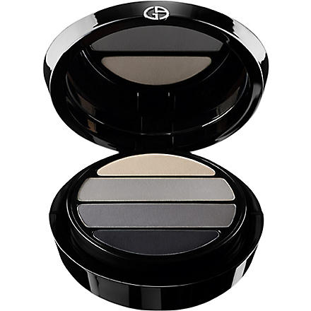 GIORGIO ARMANI Eyes to Kill quad eyeshadow palette (01