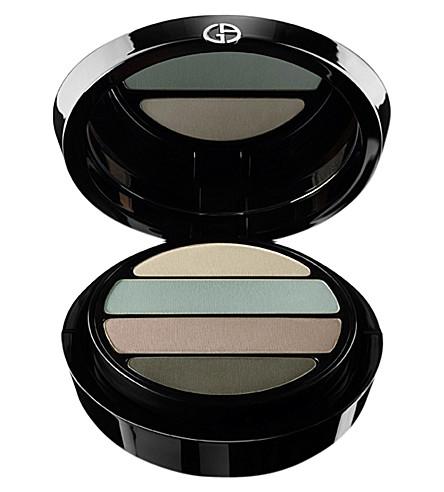GIORGIO ARMANI Eyes to Kill quad eyeshadow palette (03