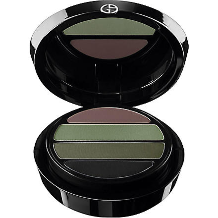 GIORGIO ARMANI Eyes to Kill quad eyeshadow palette (09
