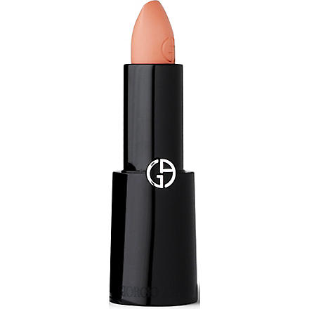 GIORGIO ARMANI Autumn Collection Rouge d'Armani lipstick (Beige 100