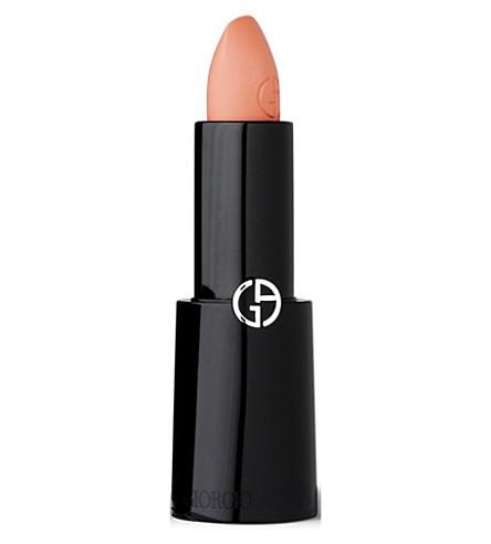 GIORGIO ARMANI Rouge d'Armani lipstick (Beige 100