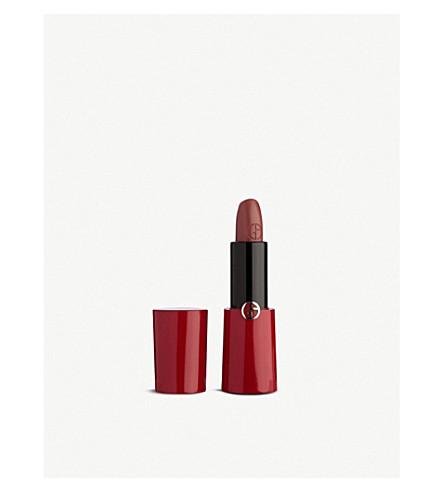 GIORGIO ARMANI Rouge Ecstasy lipstick (202