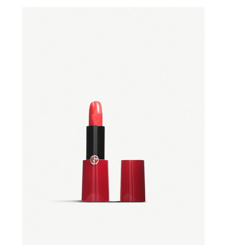 GIORGIO ARMANI Rouge Ecstasy lipstick (301