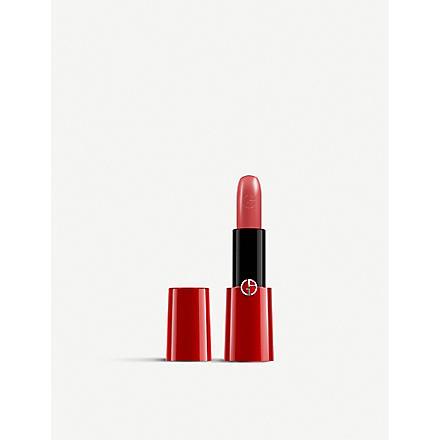 GIORGIO ARMANI Rouge Ecstasy lipstick (305