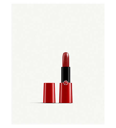 GIORGIO ARMANI Rouge Ecstasy lipstick (401