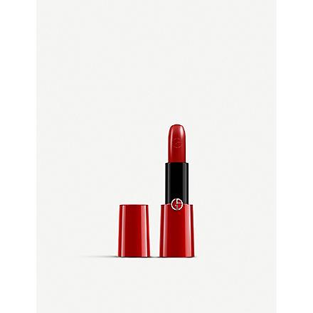 GIORGIO ARMANI Rouge Ecstasy lipstick (402