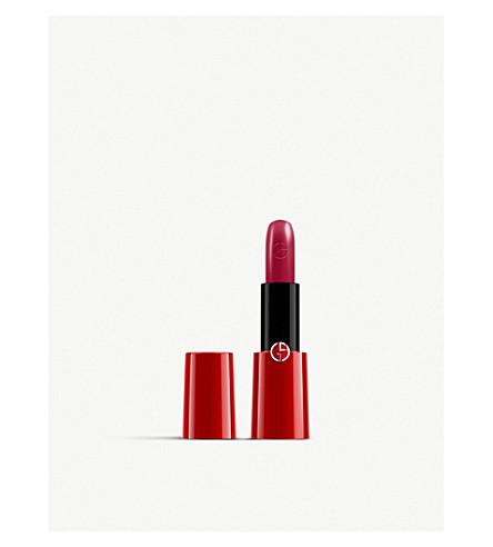 GIORGIO ARMANI Rouge Ecstasy lipstick (502