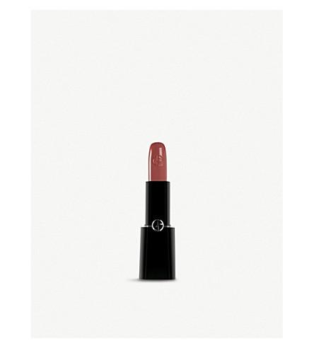 GIORGIO ARMANI Rouge d'Armani Sheer lipstick (201