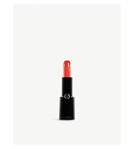 GIORGIO ARMANI Rouge d'Armani Sheer lipstick (301