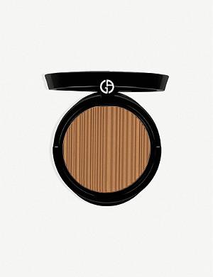 GIORGIO ARMANI Sun Fabric powder bronzer