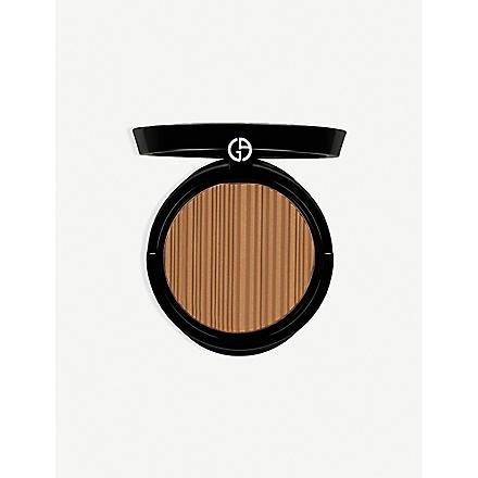 GIORGIO ARMANI Sun Fabric powder bronzer (200