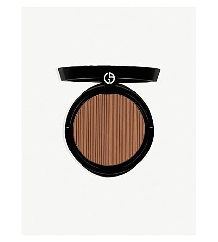 GIORGIO ARMANI Sun Fabric powder bronzer (500