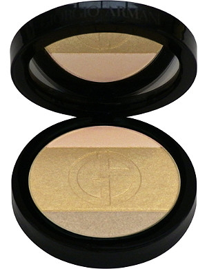 GIORGIO ARMANI Exclusive gold eye shadow palette