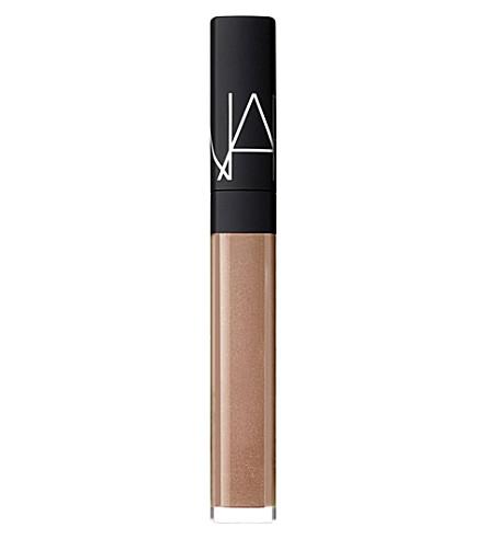 NARS High-shine lip gloss (Instant+crash