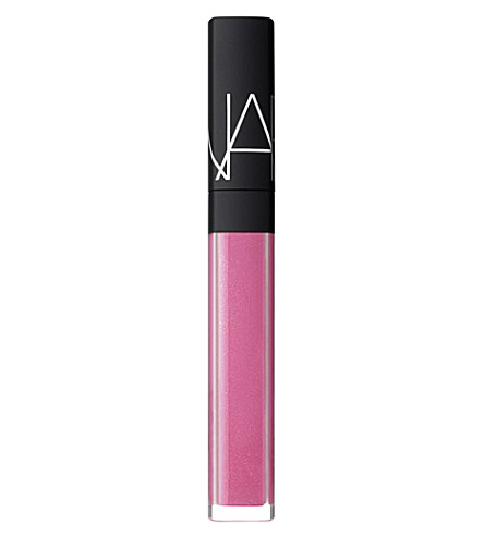 NARS High-shine lip gloss (Angelika