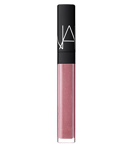 NARS High-shine lip gloss (Baby+doll