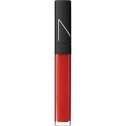 NARS Lip gloss (Bright orange-red