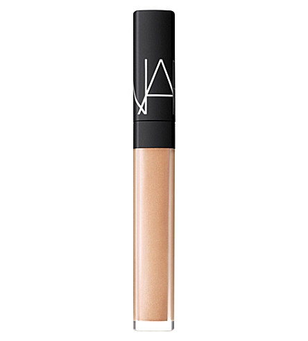 NARS High-shine lip gloss (Hot+sand