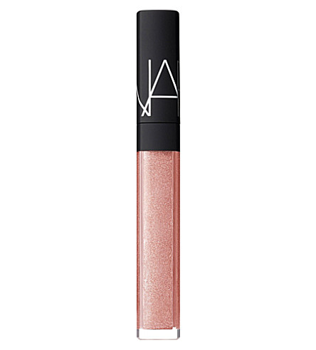 NARS High-shine lip gloss (Pink grapefruit