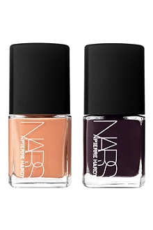 NARS Pierre Hardy for NARS Sharplines nail polish duo