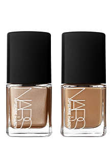 NARS Pierre Hardy for NARS Easy Walking nail polish duo