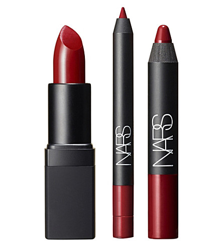 NARS Fantascene Collection - Magnificent Obsession Cool Red Lip Set (Magnificient obsession