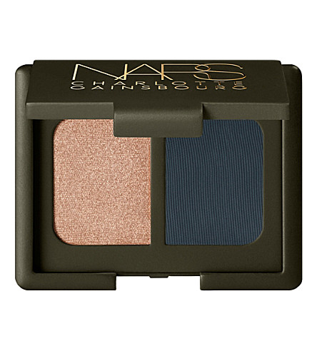 NARS Charlotte Gainsbourg Velvet Duo Eyeshadow (Old+church+street