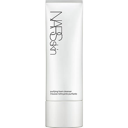 NARS Purifying foam cleanser